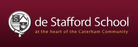 de Stafford school logo