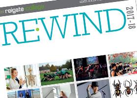 Rewind magazine