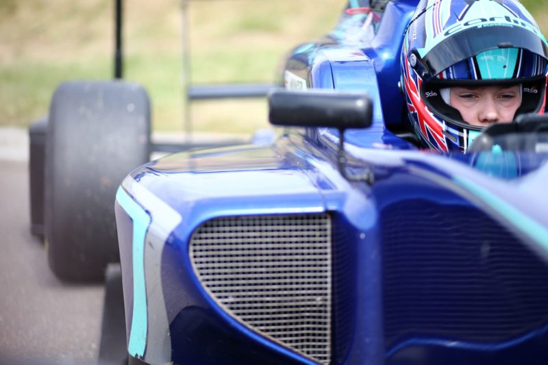 Billy Monger - Motor Racing