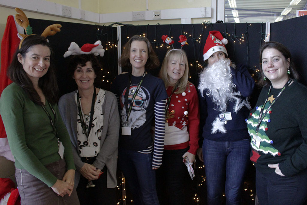 Christmas Charity Day