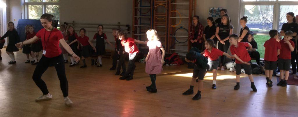 Community Dance Leadership