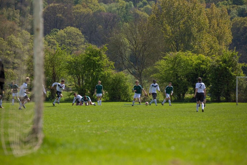 Wallfield sports ground
