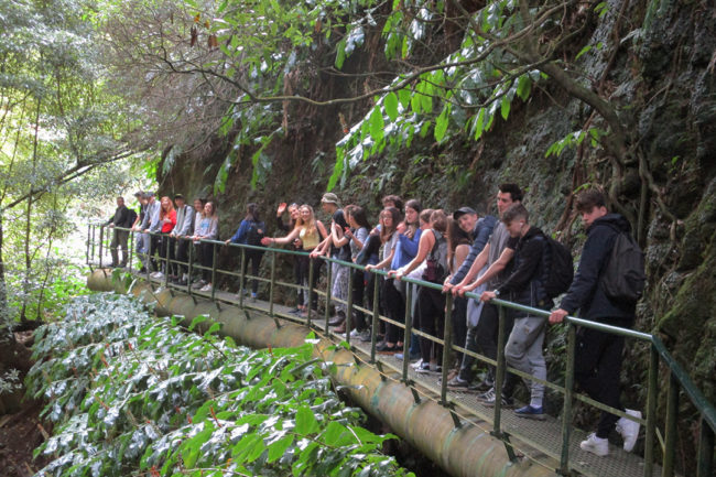 Geography Trip to the Azores