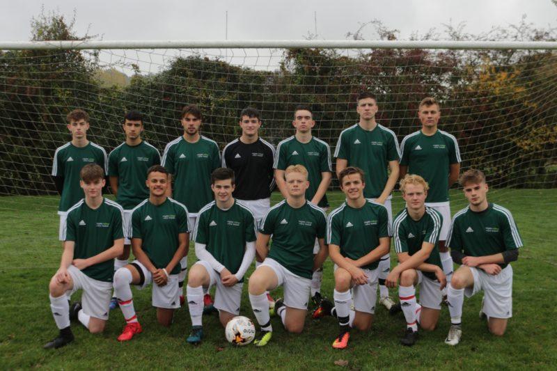 Men's football team 2018