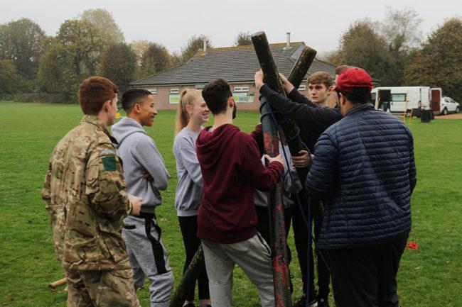 Public Services Army Day U6