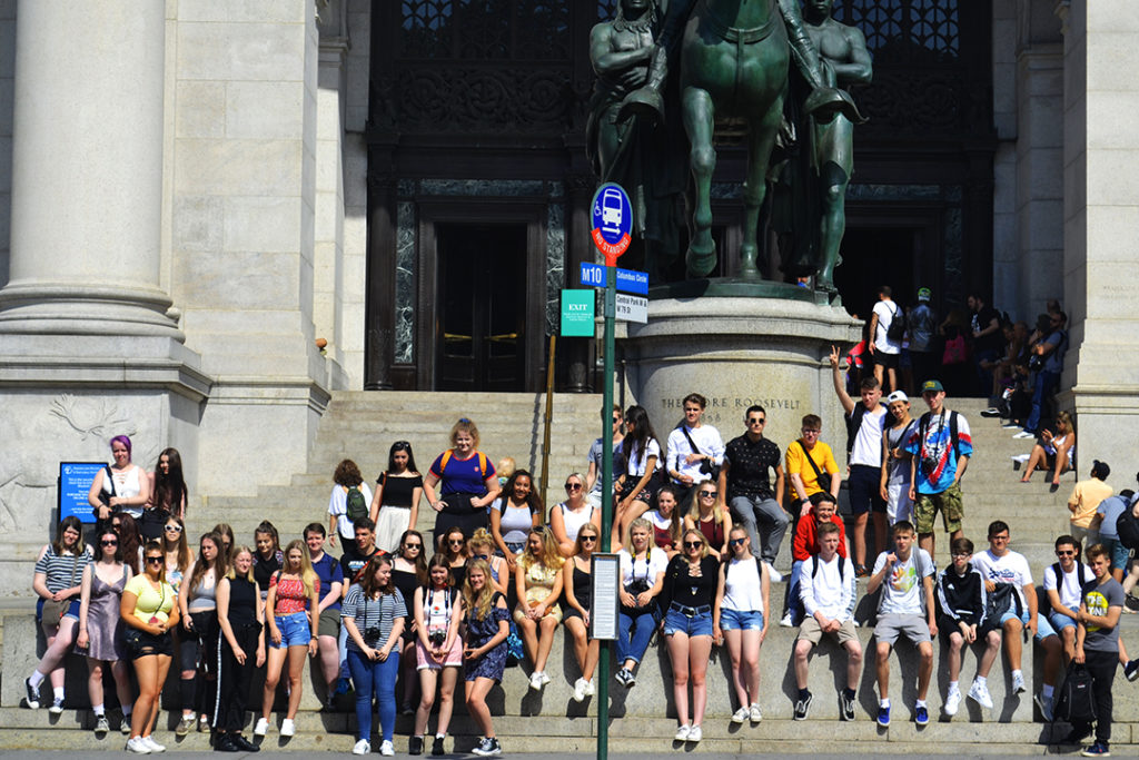 Art and design trip to New York 2017