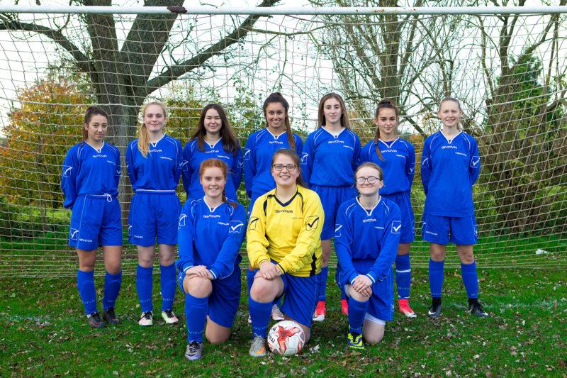 Reigate College Ladies' Football Club