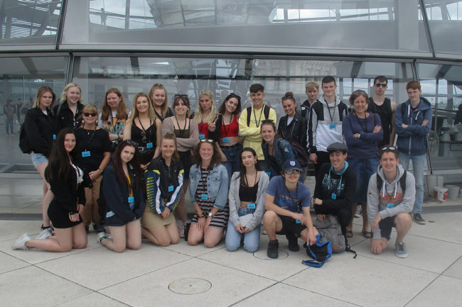 History Trip to Berlin