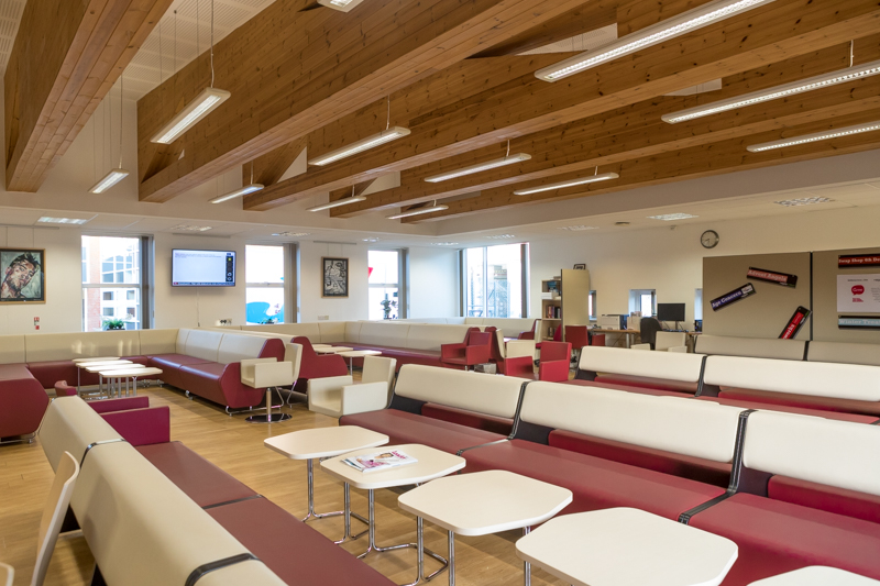 Reigate College Staffroom