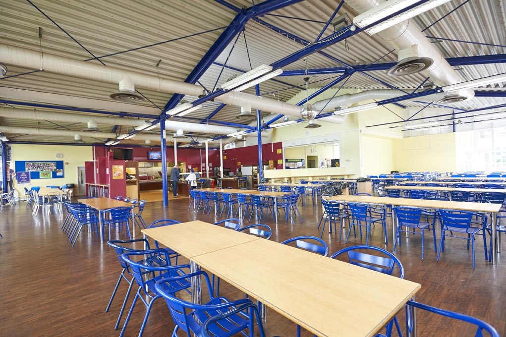 Reigate College Refectory
