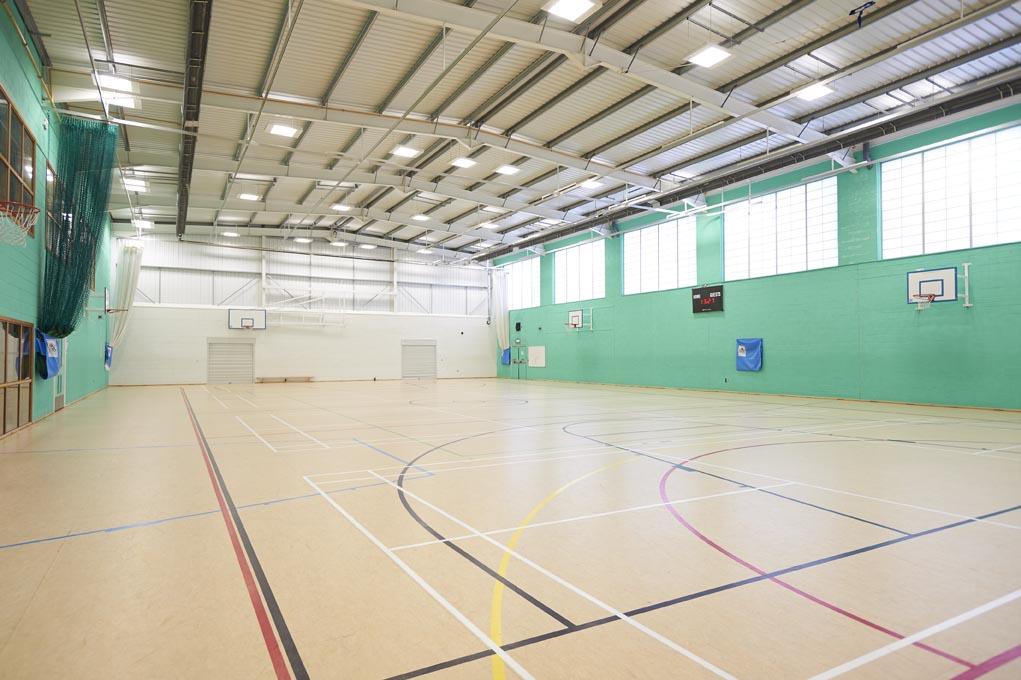 Reigate College Sports Centre