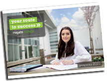 Reigate College prospectus 2021