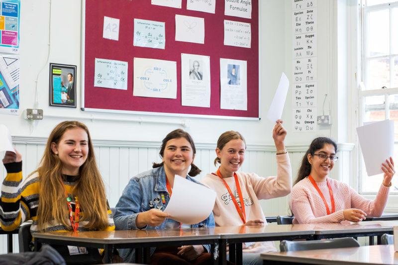 Maths Olympiad for Girls November 2020