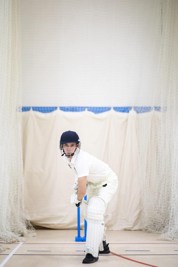 Alex Burcombe: Cricket