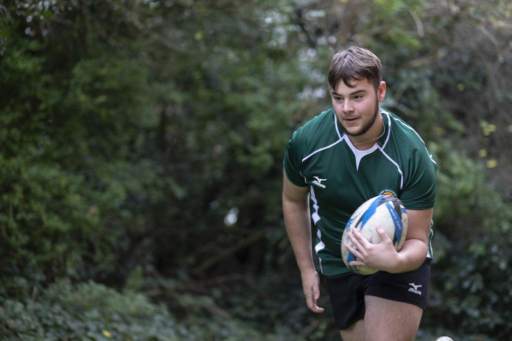 Alex Linscer: Rugby
