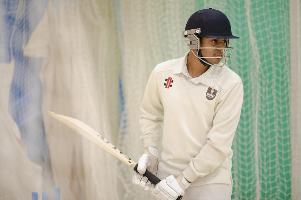Aryan Patel: Cricket. Horley Cricket Club