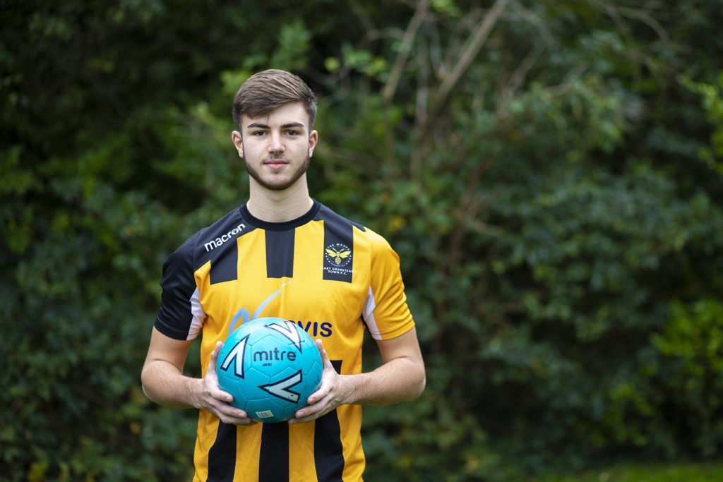 Jamie Rodd: Football. East Grinstead Town FC and Surrey