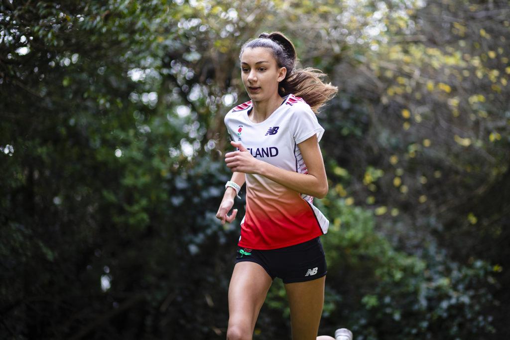Pippa Roessler: 3,000m. U19 England Squad
