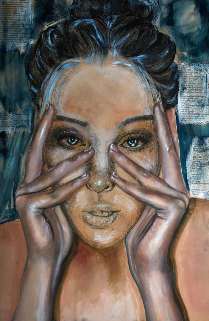 Fine Art Olivia Johnson